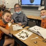 5th Grade Phases of the Moon Lab